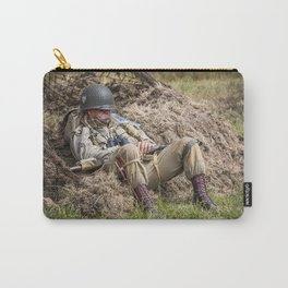 Time out. Carry-All Pouch