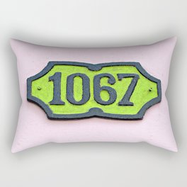 You Can't Miss It Rectangular Pillow