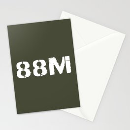 88M Motor Transport Operator Stationery Cards