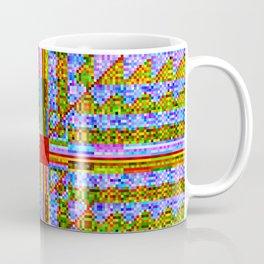 """944 + (Sin(i ÷ (k + 0.001)) × k + Sin(j ÷ (n + 0.001)) × n) × 39333    [""""Staic""""] Coffee Mug"""