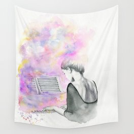 The Unwritten Song Wall Tapestry