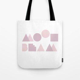 Moon Beam Tote Bag