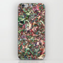 Polychromatic Succulent iPhone Skin