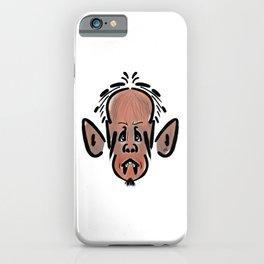 Teen Werewolf iPhone Case