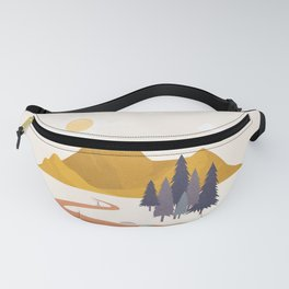 Finding the Path 01 Fanny Pack