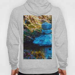 Japanese Painted Garden Hoody