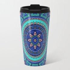 Hippie mandala 38 Travel Mug