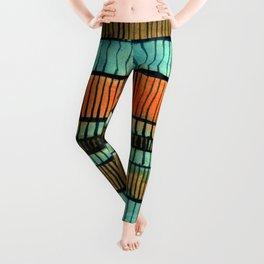 abstract 08 Leggings