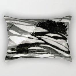 Abstract Trees Rectangular Pillow
