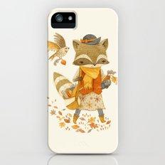 Rebecca the Radish Raccoon Slim Case iPhone (5, 5s)
