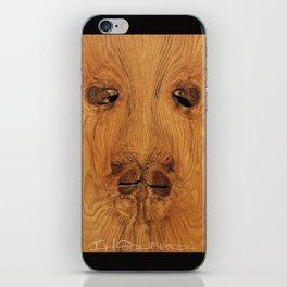 Lion Knot art iPhone Skin