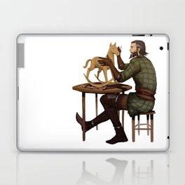 DA crew Blackwall Laptop & iPad Skin