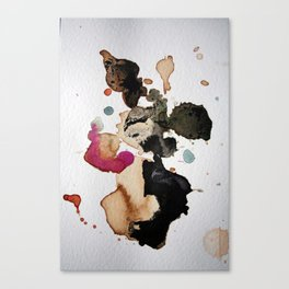 Mapping Air I Canvas Print