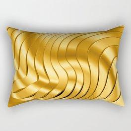 Goldie X Rectangular Pillow