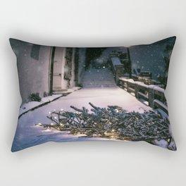 Chrismas Tree Rectangular Pillow