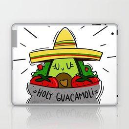 Holy Guacamoli Laptop & iPad Skin