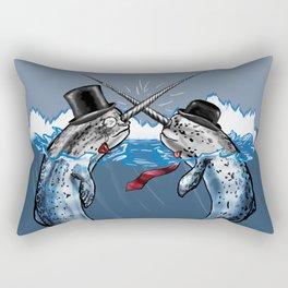 Gentlemen's Duel Rectangular Pillow