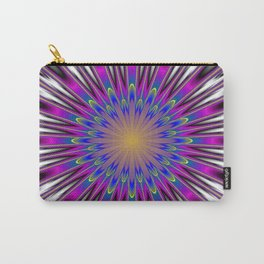Vibrating Purples Carry-All Pouch
