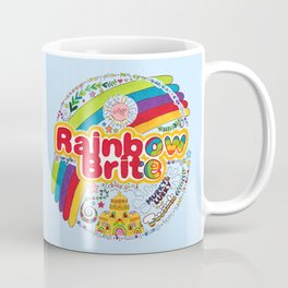 Rainbow Brite Coffee Mug