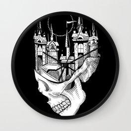 Kingdom of the Dead Wall Clock