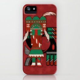 Visions Of Hopi iPhone Case