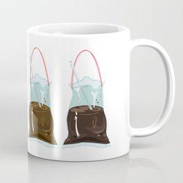 takeaway drinks, white Coffee Mug