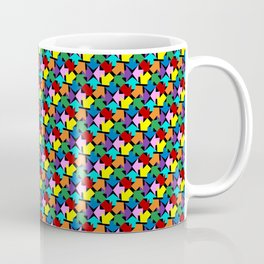 Anywhere You Want to Go - Black Coffee Mug