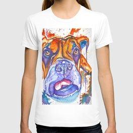 Boxer Blues (Lucille) T-shirt