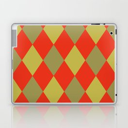 Harlequin Classic Laptop & iPad Skin