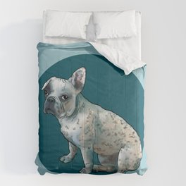 Spotted Frenchie Comforters