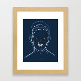 Perfectly Queer Alt Framed Art Print