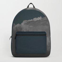 Cloudy blue Backpack