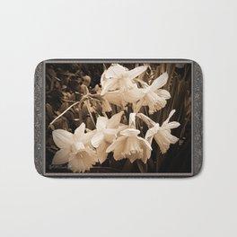 Daffodil named Fortune Bath Mat