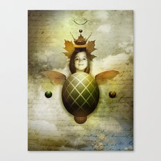 Mothe Canvas Print