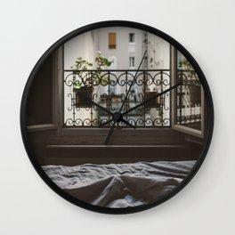 Paris 52 Wall Clock