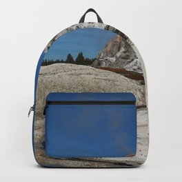 White Dome Backpack