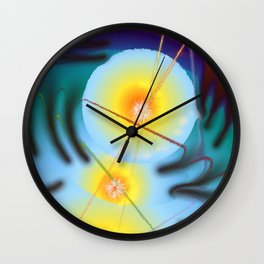 Creation - To begin and To End Wall Clock