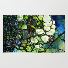 Louis Comfort Tiffany - Decorative stained glass 7. Rug