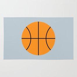 #9 Basketball Rug