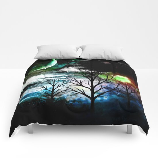 Dream with me  Comforters