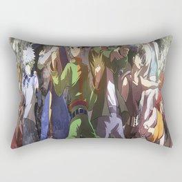 the exterminator Rectangular Pillow