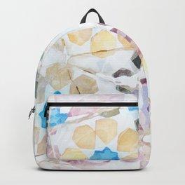 Mosaic of Barcelona XV Backpack