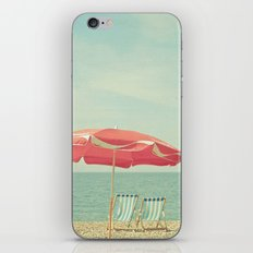 Deserted Beach iPhone Skin