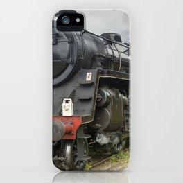Beautiful steam train iPhone Case