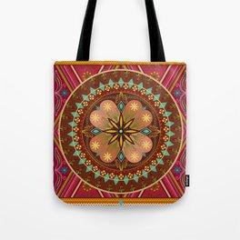 Mandala Esmeralda Tote Bag