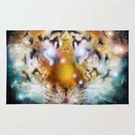 Tiger Nebula Rug