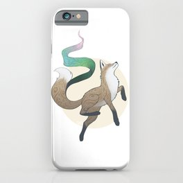 Aurora Fox iPhone Case