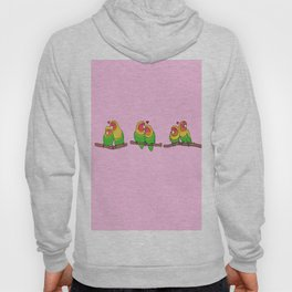 LOVE BIRDS Hoody