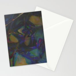 Unicorn Things 4 Stationery Cards