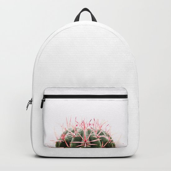 cactus red Backpack